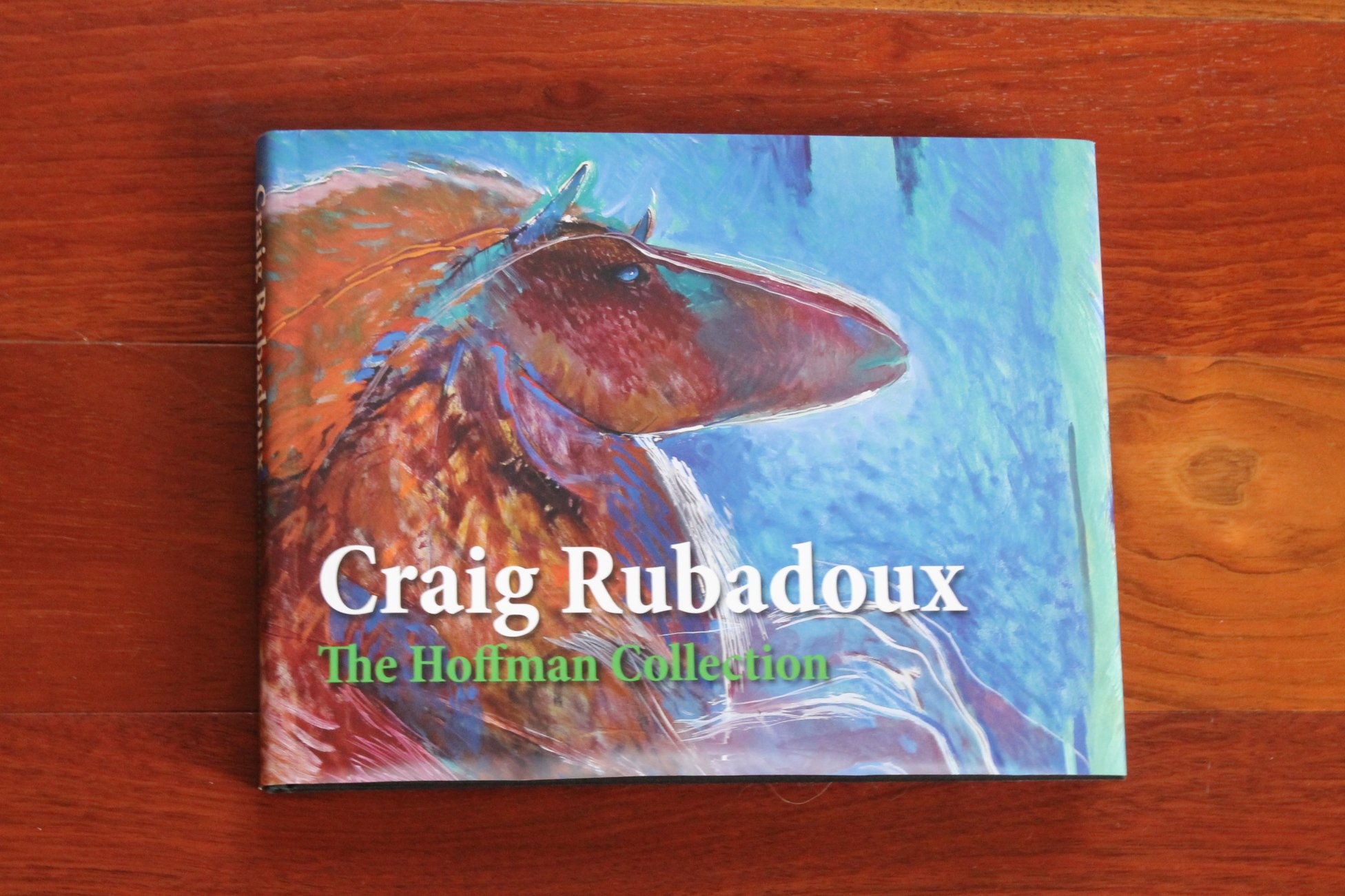Craig Rubadoux - The Hoffman Collection Book